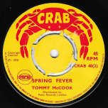 The Pill / Spring Fever - Bim Bam And Clover / Tommy McCook