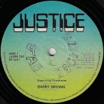 Step It Up Youthman / Trying Youthman - Barry Brown / Barry Brown And Shorty The President