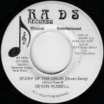 Story Of The Drum / Story Of The Ver - Devon Russell / Mafia And Fluxy