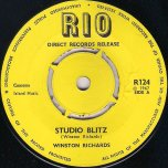 Studio Blitz / Dont Give Up - Winston Richards (Grennan)