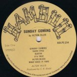 Sunday Coming - Alton Ellis