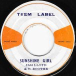 Sunshine Girl / Ver - Jah Lloyd and Douglas Boothe
