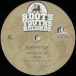 Superstar / Dub / Want To Know / Dub - Singer Blue / Satchi Riddim Section / Leah / Manasseh Riddim Section