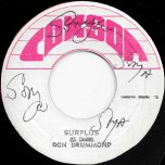 Surplus / You're Wondering Now - Don Drummond / Andy And Joey
