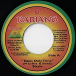 Takes Only Time / Ver - Sizzla