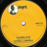 Talking Love / Ver - Cornell Campbell