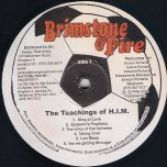 The Teachings Of HIM - King Of Love Saba