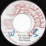 Tek Yuh Time / Ver - Errol Gordon