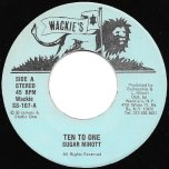 Ten To One / Ver - Sugar Minott / Black Roots Players