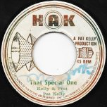That Special One / Unknown Instrumental - Pat Kelly / Phil Pratt All Stars