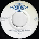 The African Warrior (Kunte Kinte) / African Warrior Dub - Aquizm