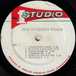 The Best Of - Delroy Wilson