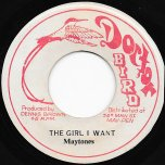 The Girl I Want / Maytones Is Back Ver - The Maytones