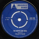 Them A Laugh And Ki Ki / The Hippys Are Here - The Soulmates AKA The Pioneers