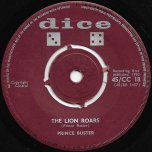 The Lion Roars / World Peace - Prince Buster