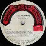 The Messiah - Jah Stone