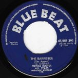 The Barrister (The Appeal) / Land Of Imagination - Prince Buster and The All Stars