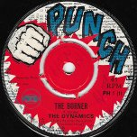 The Burner / Juckie Juckie - Vin Gordon And The Dynamics