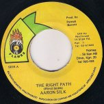 The Right Path - Aaron Silk