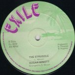 False Rumour / The Struggle - Sugar Minott