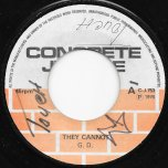 They Cannot / Ver - George Dekker / Jungle Stars