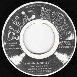 Think About It / Ver - Horace Taylor And The Studs