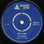 This Is Soul / Give Me Little Loving - The Pioneers