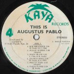 This Is Augustus Pablo - Augustus Pablo