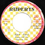 Time Hard / Ver - Rupert And The Fabulous Two / Hard Time Rock