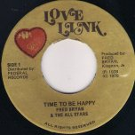 Time To Be Happy / Ver - Fred Bryan