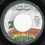 Diana / To Be A Lover - George Faith