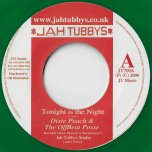 Tonight Is The Night / Dub It Tonight - Dixie Peach And The Offbeat Posse