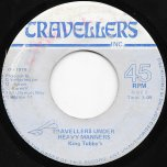 Black Black Mind / Travellers Under Heavy Manners - The Mighty Travellers / King Tubby