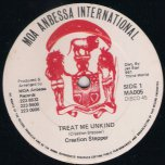 Treat Me Unkind - Creation Stepper