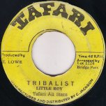 Tribalist / Rocking Chair - Little Roy