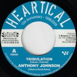 Tribulation / Injustice - Anthony Johnson / Rootsamala