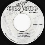 Tripe Girl / Love Wont Come Easy - The Heptones