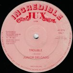 Trouble / Part Two - Junior Delgado