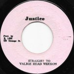 True Believer In Love / Straight To Valeries Head Ver - Johnny Clarke