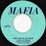 True True To My Heart / Ace Ninety Skank - Keith Hudson / Big Youth