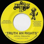 The Truth / Truth An Rights - Johnny Osbourne Feat Burro Banton