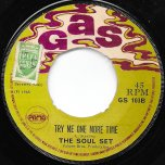Reggae In The Wind / Try Me One More Time - Lester Sterling / The Soul Set Actually Stranger Cole And Gladstone Anderson