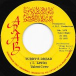 Come On Natty Dread / Tubbys Dread - Joy White / Talent Crew
