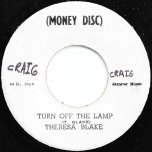 Turn Off The Lamp / Lantern Ver - Theresa Blake / Theresa And The Hittesr