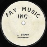 Jamaican Tobacco / Unit Dub - U Brown / King Tubby