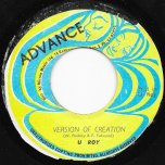 Version Of Creation / Cool Down - U Roy