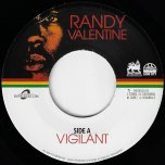 Vigilant / Real Like That - Randy Valentine