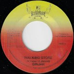Walking Store / Livity Riddim - Ginjah