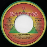 Warning / Ver - Chachi / Billy Mystic / Doniki / Steady / Iquylah