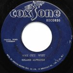Way Out West / Jr Jive - Roland Alphonso / Tommy McCook And The Skatalites